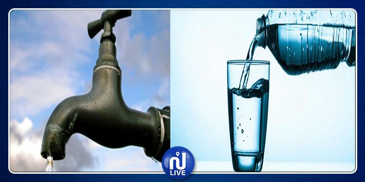 Les Tunisiens et l'eau minérale…