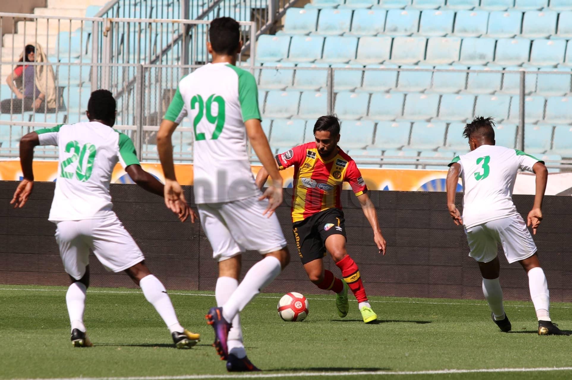 صور مباراة الترجي الرياضي التونسي و الملعب القابسي