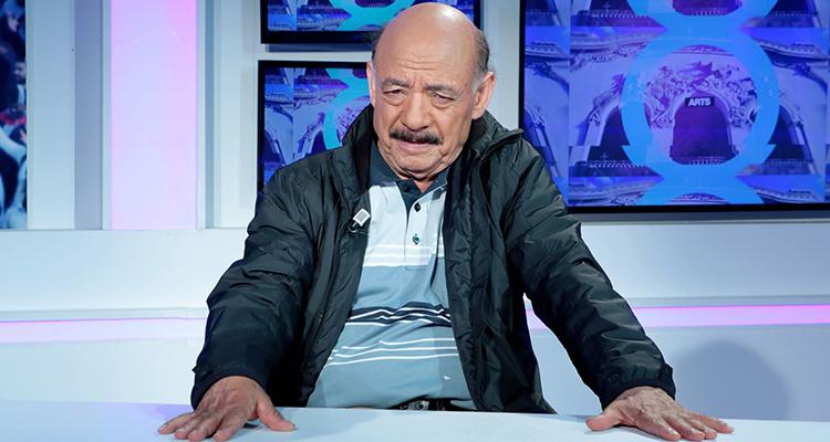L'acteur Hussein Mahnoush reprend dans la série Nuba après une longue absence