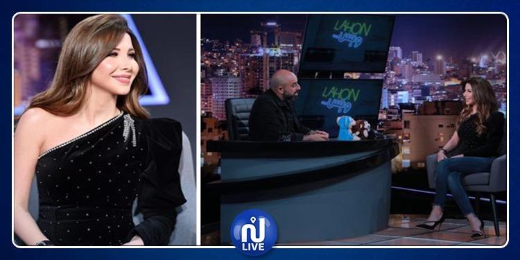نانسي عجرم تغني ''يا ليلي و يا ليلة'' (فيديو)