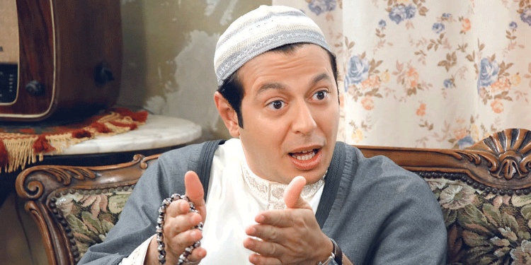 مصطفى شعبان يتردد في تقديم الجزء الثاني من مسلسل الزوجة الرابعة
