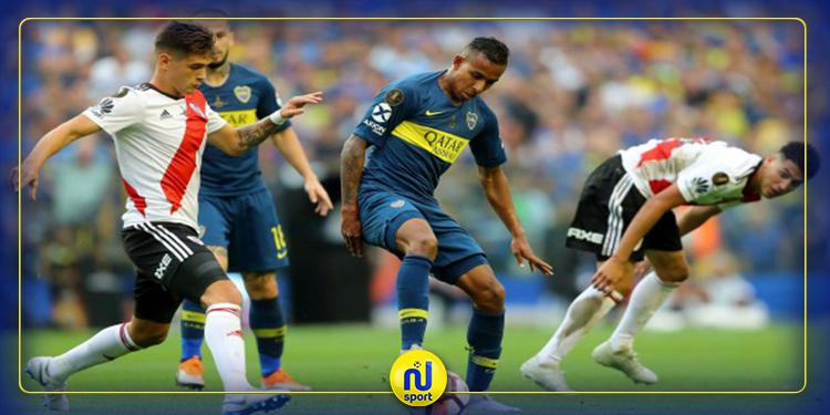 منافسات كرة القدم الأرجنتينية ستظل متوقفة حتى جوان المقبل
