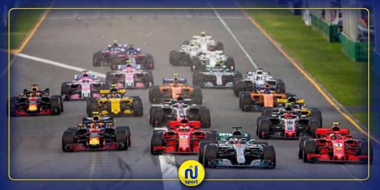 سائقو ''فورمولا 1'' يدعمون فكرة إقامة السباقات خلف أبواب مغلقة