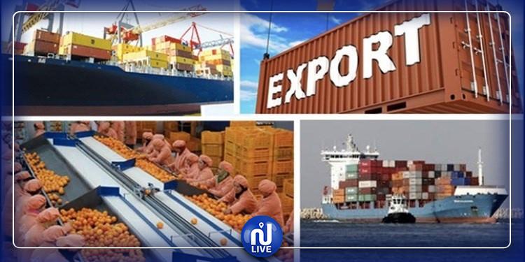 المعهد الوطني للإحصاء: تسجيل تراجع طفيف في حجم الصادرات
