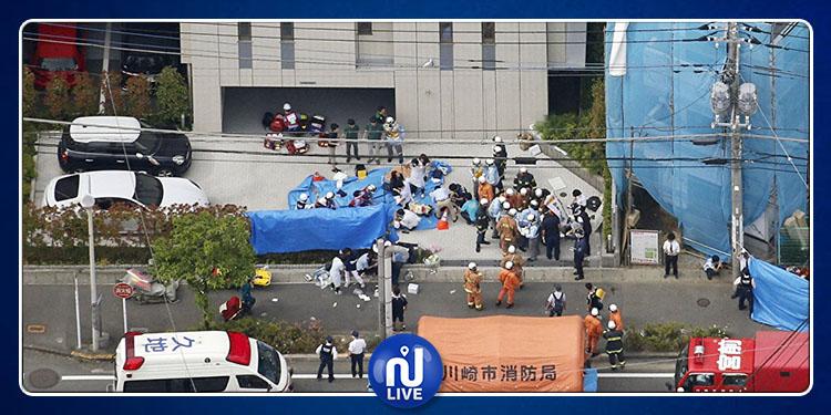 طوكيو: مقتل طفلة وجرح 17 شخصا في عملية طعن