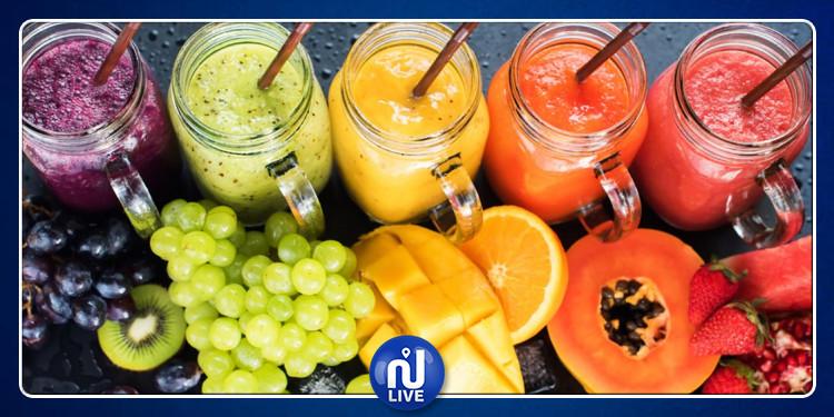 دراسة: عصير الفواكه خطر على الصحّة