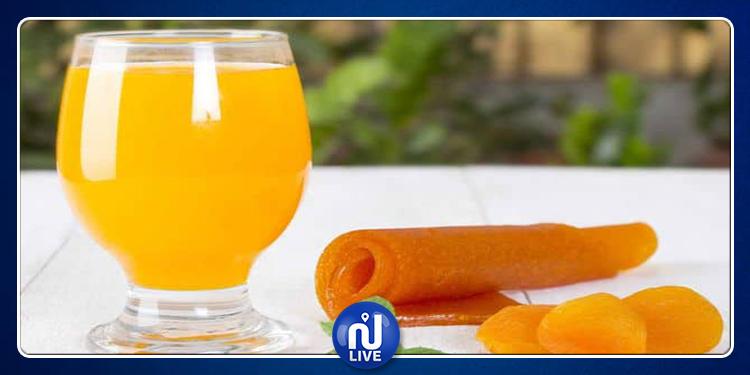 تعرف على فوائد عصير ''قمر الدين'' الرمضاني!