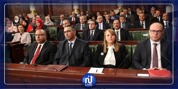 البرلمان يمنح الثقة لحكومة الفخفاخ