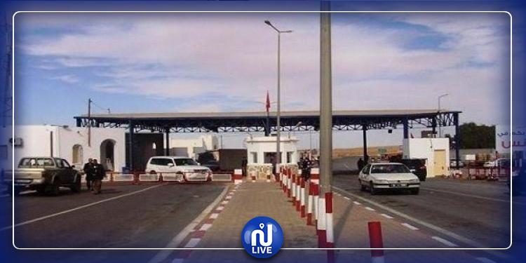 ترحيل 47 عاملا تونسيا كانوا عالقين بمعبر ذهيبة وازن