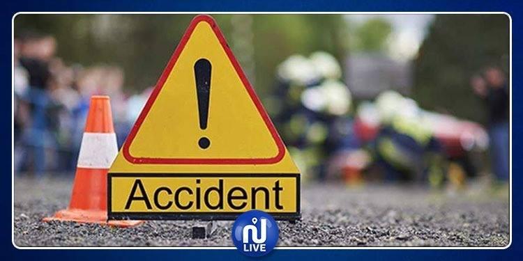 بوحجلة: وفاة شاب وإصابة آخر في حادث مرور