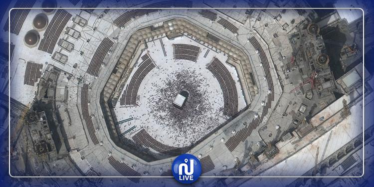 إعادة فتح الحرمين الشريفين في مكة المكرمة والمدينة المنورة