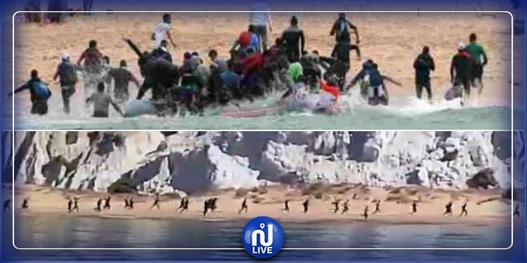 يوم العيد: 400 مهاجر تونسي يصلون إلى سواحل صقلية