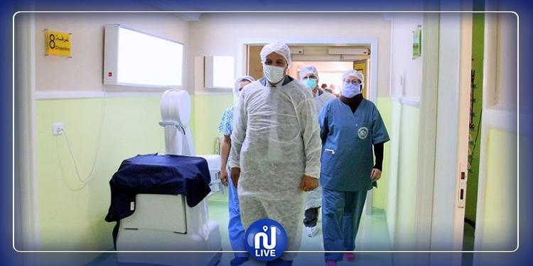 المهدية: نقل 3 مصابين بفيروس كورونا إلى مركز كوفيد+ بالمنستير