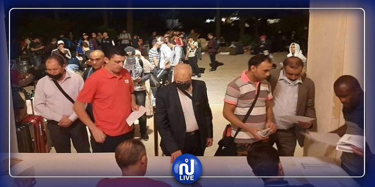 جربة: 253 شخصا ينهون الحجر الصحي الإجباري