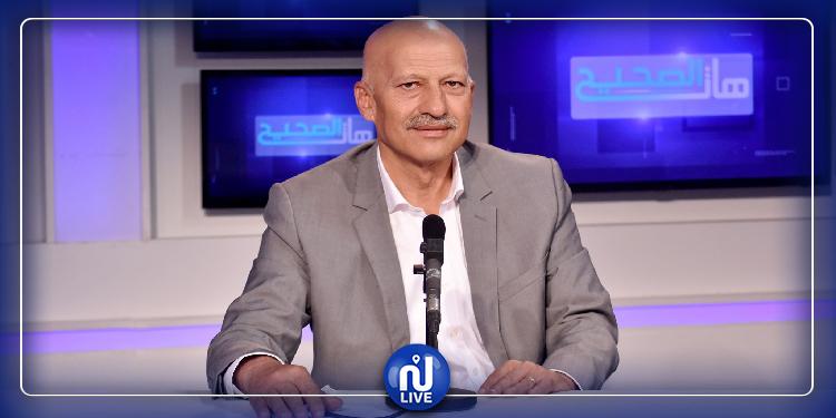 رضا بالحاج: تونس انزلقت في صراع محاور وكلمة رئيس الدولة تسببت في مزيد من الضبابية