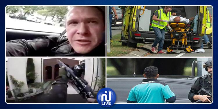 L'auteur de l'attaque de Christchurch inculpé pour terrorisme