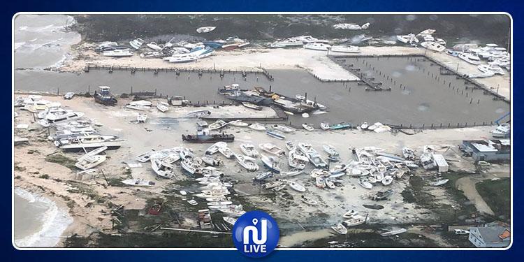 Dorian : après les Bahamas, l'ouragan s'abat sur le Canada