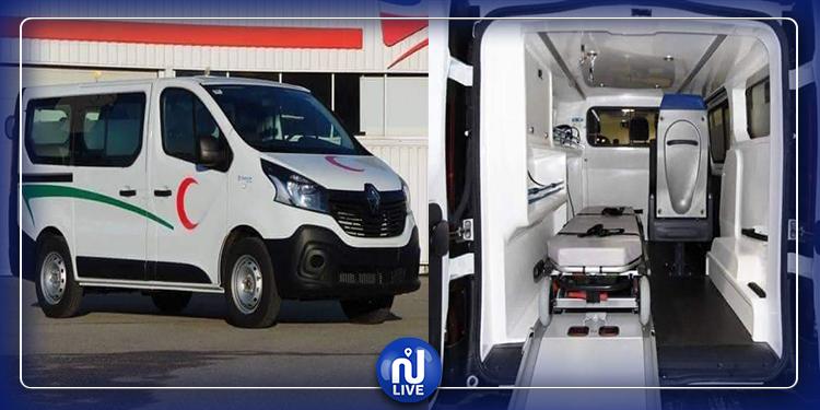 تطاوين : مواطن يتبرع بسيارة إسعاف مجهزة للمستشفى الجهوي (صور)