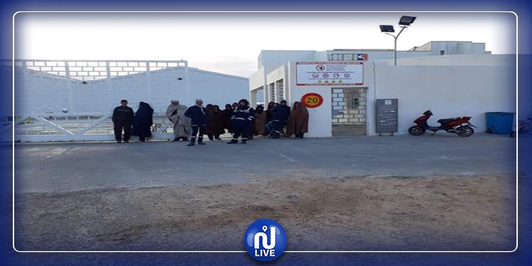 تطاوين : عمال شركة الملاحات بقصر عون يطلقون صيحة فزع