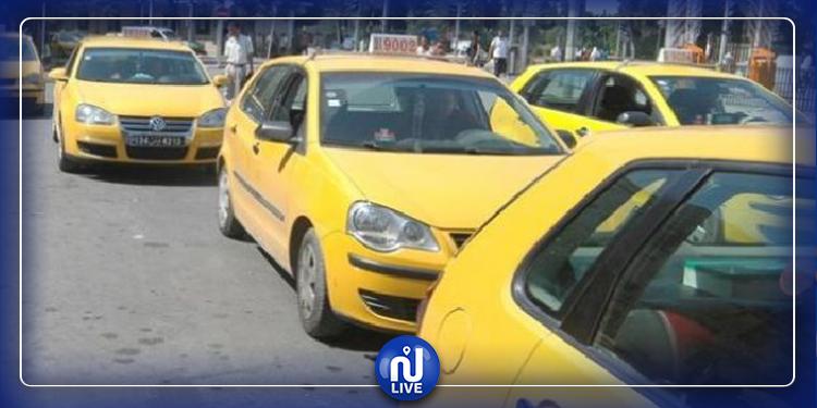 تطاوين : سيارات التاكسي مجانا لأعوان الصحة و الأمن والجيش