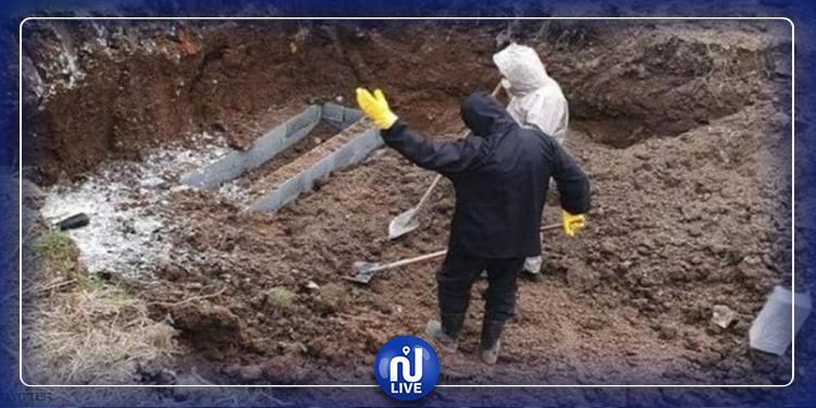 بنزرت:  9 أشخاص بحالة إيقاف حاولوا منع دفن جثمان مصابة بكورونا