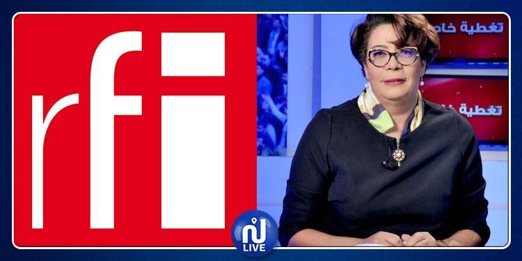 سعيدة قراش تنفي صحة ما أوردته إذاعة فرنسا الدولية