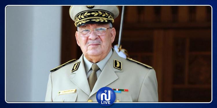 قايد صالح: المطاالب المنادية  برحيل رموز النظام السابق  خطيرة و خبيثة