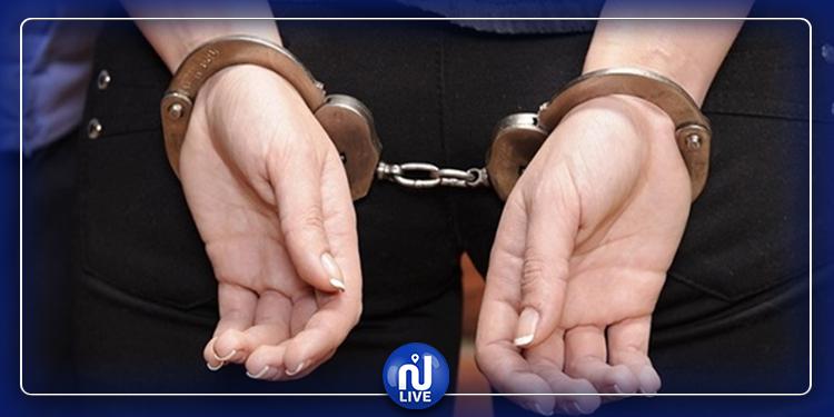 راس الجبل: إيقاف إمرأة من أجل السرقة وترويج المخدرات