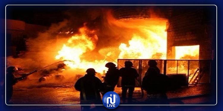روسيا: قتلى في حريق داخل مستشفى مخصّص لمصابي كورونا