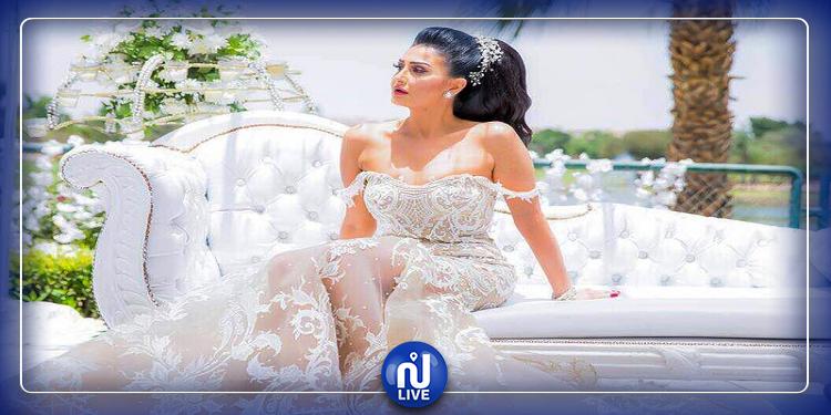 غادة عبد الرازق تعلن زواجها للمرة الـ 12
