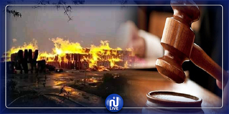 سوسة: فتح تحقيق بخصوص حادثة حريق مصنع المناديل الورقية