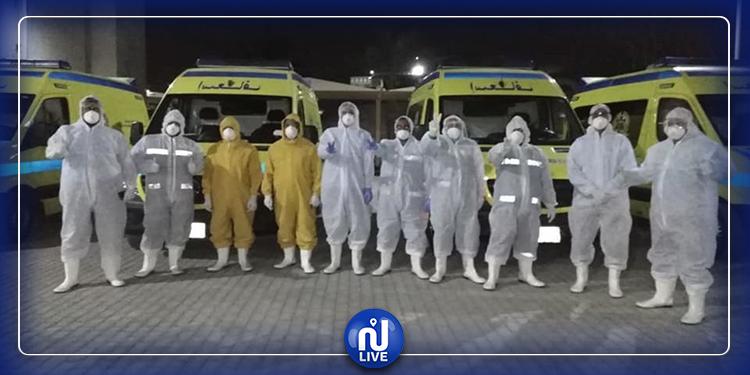مصر: ارتفاع حصيلة وفيات الأطباء بفيروس كورونا