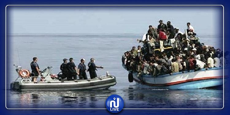 إحباط 4 عمليات اجتياز للحدود البحرية خلسة