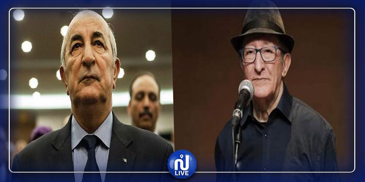 الرئيس الجزائري ينعي المطرب الكبير ''إيدير''
