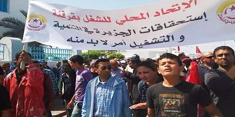 أحداث قرقنة : إقليم الأمن بصفاقس ينفي وجود انتهاكات لحقوق الإنسان