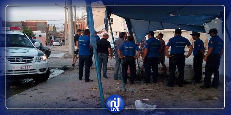 تعرض إطار من الشرطة البلدية  إلى محاولة اعتداء ..في أريانة