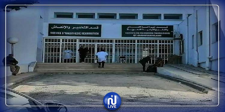 بعد شفائها من كورونا: وفاة مسنة بمستشفى عبد الرحمان مامي