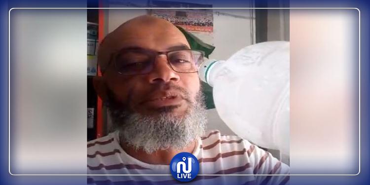 محمد الهنتاتي يُفطر آخر أيام رمضان (فيديو)