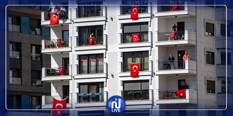 فيروس كورونا يقتل 3397 شخصا في تركيا