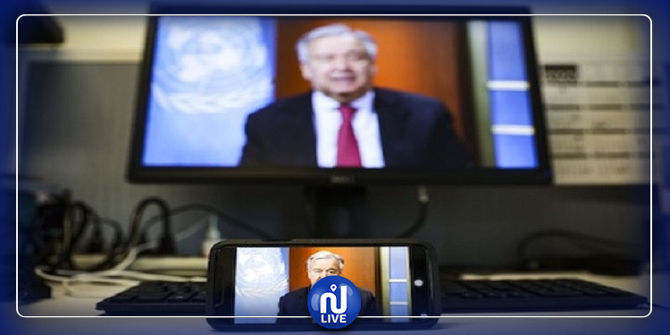 """الأمين العام للأمم المتحدة يحذر من تسبب """"كورونا"""" في مجاعة  تاريخية"""