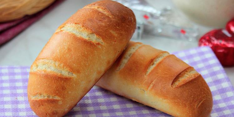 وصفة خبز صغير طري دون زيت