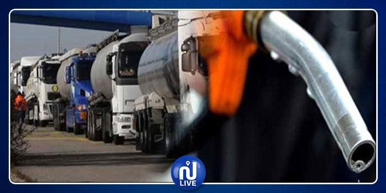 Grève des transporteurs de carburant du 2 au 4 mai