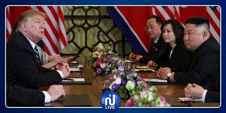Kim Jong-un et Donald Trump se quittent à Hanoï, sans accord