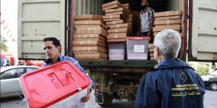 بعثة أوروبية من 80 شخصا لمراقبة الإنتخابات البلدية