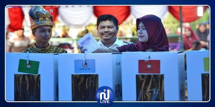 أندونيسيا: مقتل 69 شخصا جراء الإرهاق في الانتخابات!
