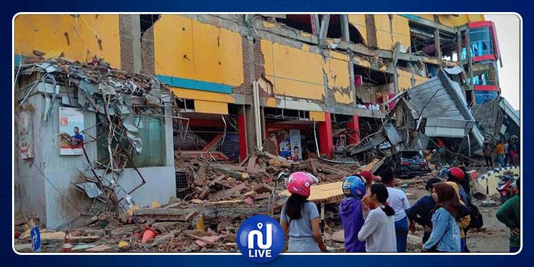 زلزال بقوة 6.3 درجة يضرب إندونيسيا
