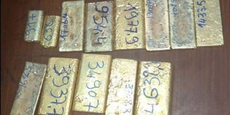 تفاصيل الإطاحة بشبكة لتهريب الذهب