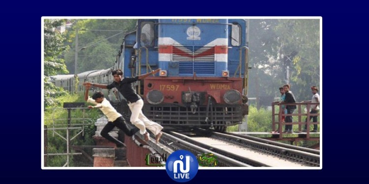 أندونيسيا: قطار يدهس عشرات الأشخاص (فيديو)