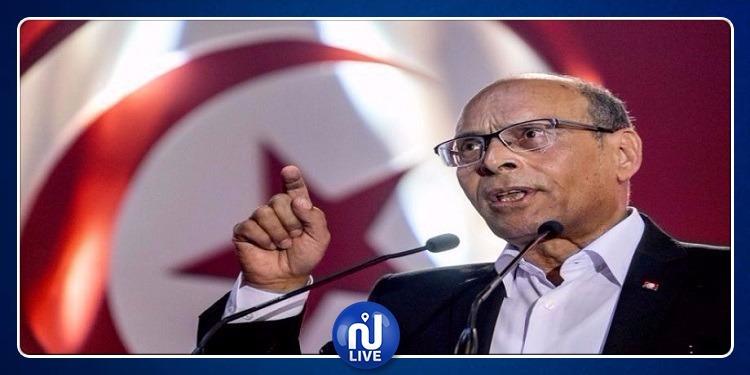 المرزوقي : 'انتخابات 2019 ستضع البلاد على السكّة'