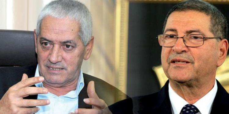 رئيس الحكومة يلتقي الأمين العام للإتحاد العام التونسي للشغل